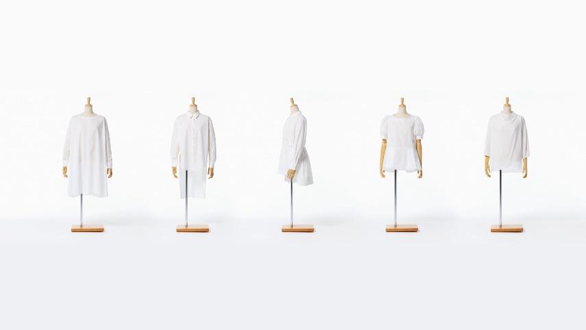 ホワイトシャツシリーズ