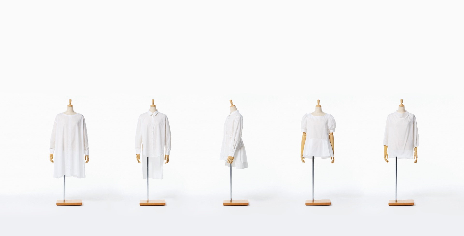 WHITE SHIRTS SERIES
